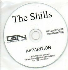 (600H) The Shills, Apparition - DJ CD