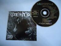 DROGHEDA POGROMIST VINTAGE 1996 US WILD RAGS CD NEW B16  B21 DEATH METAL