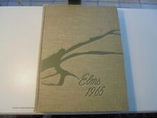 1965 Yearbook State University College at Buffalo 60s ELMS Fraternit Sport
