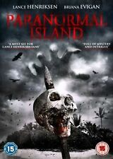 Paranormal Island (DVD) (NEW AND SEALED) (REGION 2) (FREE POST)