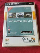 Colin McRae Rally 2.0 PC Spiel Disc Autos Racing