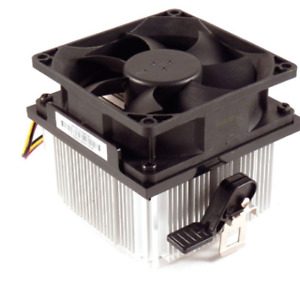 HP P6000 AMD CPU Heatsink and Fan Assembly 614946-001