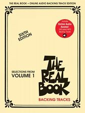 The Real Book Selections from Volume 1 - Play-Along Audio NEW 000200984