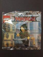 Lego 30609 The Ninjago Movie Lloyd Garmadon Minifigure New In Seal Polybag