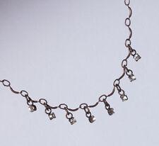Markenlose Modeschmuck-Halsketten & -Anhänger aus Kristall und Kupfer