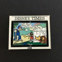 Disney Times: The First Mickey Mouse Sunday Comic Strip #9 LE 3500 Pin 13305