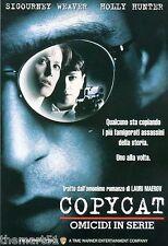 Copycat: omicidi in serie (1995) VHS