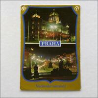 Praha Vaclavske namesti Postcard (P372)