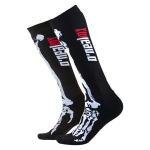 O'Neal Pro MX Men's Socks - X-Ray - Dirt Bike Motocross