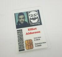 Mr. Robot ID Badge - Fsociety Elliot Alderson costume prop cosplay Style B
