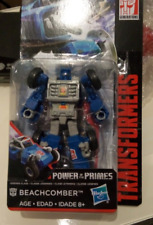 New Transformers Hasbro IDW commander Beachcomber jeep boxed spot