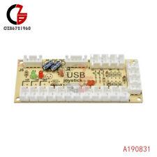 HIGH QUALITY Zero Delay USB Encoder PCB Board to Joystick Arcade DIY PART