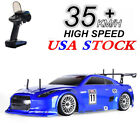 HSP Racing Drift RC 2.4Ghz Car 4wd 1:10 RTR Electric Vehicle On Road Flying Fish