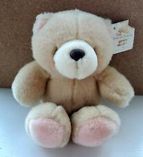 "Hallmark Forever Friends 5"" Plush Teddy Bear Tags Beanie Soft Toy"