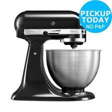 KitchenAid Classic Stand Mixer 4.3L 275W 3 Attachments Black