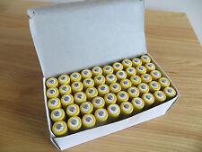 50 NUOVO AA 800 mAh 1.2 V Ni-Cd Batterie Ricaricabili