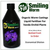 SW Liquid Worm Castings Organic Fertilizer > Vanda Orchid Plant Get in 3-9 Days