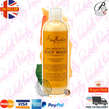 SHEA MOISTURE RAW SHEA BUTTER BODY WASH 13oz
