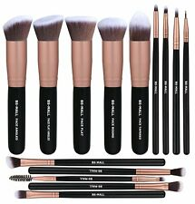 16PCS Makeup Brushes Premium Synthetic Foundation Powder Concealers Eye BS maLL