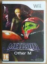 Wii - Metroid: Other M (PAL) UKV FACTORY SEALED
