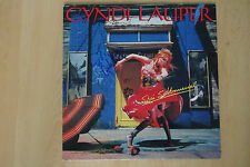 "Cyndi Lauper Autogramm signed LP-Cover ""She`s So Unusual"" Vinyl"