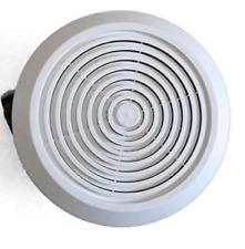 Mobile Home/RV Ventline 50 CFM Bathroom Ceiling SIDE Exhaust Fan No Light