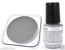 5ml Stamping Lack für KONAD Nail, Stempellack, Farbe: Grau, SL-064