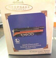 Hallmark Keepsake Ornament 2003 - 4449 Daylight  -  Steam Locomotive -  B010