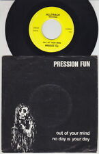 PRESSION FUN * 1984 Belgian NEW WAVE COLD SYNTH 45 * Hear!