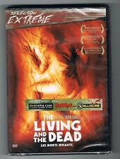 THE LIVING AND THE DEAD - SIMON RUMLEY - DVD - NEUF NEW NEU