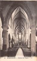 France Remiremont Interieur de l'Eglise Kirche Church