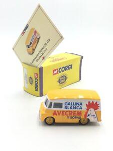 Morris Ld Gallina 1/50 Corgi Trucks Yesteryear n48/50 Box COA Proch Of New