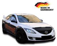 Haubenbra Mazda 6 Typ GH Hood Bonnet Bra Steinschlagschutz Car Tuning Automaske