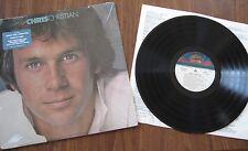 "Chris Christian - LP - ""Chris Christian"" - Record NM, Cover VG - self-titled"