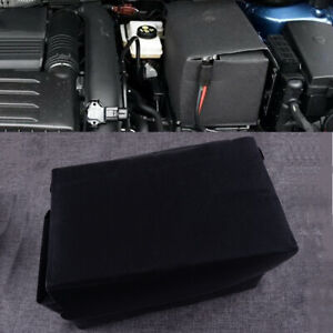 Battery Cover Protective Cloth Box Bag fit for VW Scirocco Sharan Golf Seat Leon