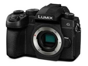 Panasonic Lumix DC-G91 Gehäuse / Body ( ohne Objektiv ) G91  Demo-Modell wie neu
