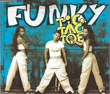Tic Tac Toe Funky (1996) [Maxi-CD]