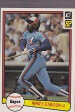 1982 DONRUSS BASEBALL ANDRE DAWSON #88 EXPOS NMMT *53856