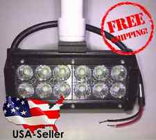 Flounder Gigging Light PVC Head LED 36 Watts 3600 LM 12 volt (Boat, Fishing) 3/4