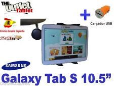 SOPORTE REPOSACABEZAS TABLET SAMSUNG GALAXY TAB S SM-T800 801