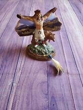 """Bradford Exchange 2004 Spirit Guide """"Bear Spirit"""" A0114"""