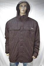 Authentic Orage Men's thermolite snowboard full zip nylon hood jacket US  XXL