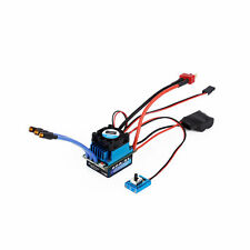 Racing 60A ESC Brushless Electric Speed Controller For 1:10 RC Car Truck E~FY