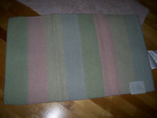 Rachel Ashwell Simply Shabby Chic Blush Beauty Coll Throw Rug wool/cotton