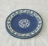 "Pfaltzgraff Orleans Set of 2 Salad Plates 8"" Made in Thailand EUC"