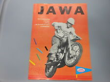 1967 Jawa Sales Brochure