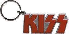 KISS LOGO - METAL KEYCHAIN - BRAND NEW - MUSIC BAND 2264