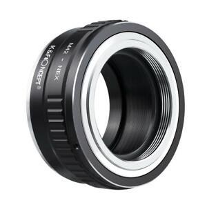 K&F Concept M42/AI/EOS/PK/Tamron/LM/KONICA mount lens to Sony E NEX/Alpha camera