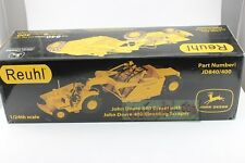 1/24 john deere 840 diesel 400 Elevating Scraper Diecast By Reuhl Specials Price