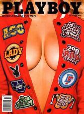 US-Playboy 10/2014    ROXANNA JUNE & GIRLS OF THE ACC   Oktober/2014